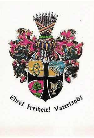 Fraktur Verlag Couleurpostkarten Mit Historischen